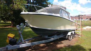 1970 John Allmand 23 foot boat for Sale in Suffolk, VA