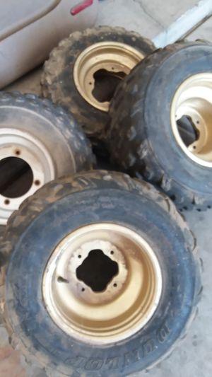 ATV wheels and rims for Sale in Phoenix, AZ