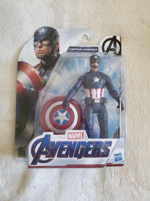 Captain America Action Figure for Sale in Wallington, NJ