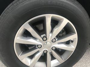 Dodge dorango 2017 rims for Sale in Poinciana, FL