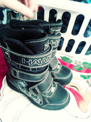 Tonk hawk riding boots for Sale in Miami, OK