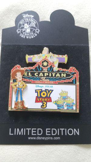El capitan jumbo pin for Sale in Groveland, FL