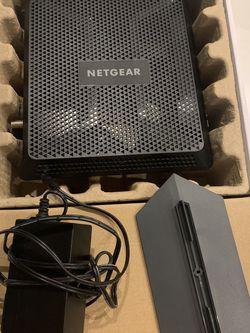 Netgear Nighthawk C7000 WiFi Modem/Router for Sale in Albuquerque,  NM