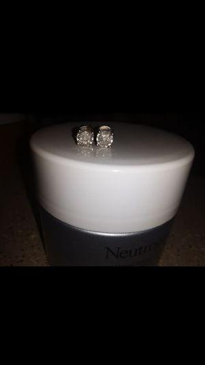 1/10 carat diamond earrings for Sale in Tempe, AZ