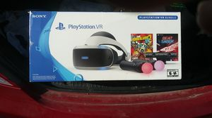 Vr for ps4 for Sale in Bakersfield, CA