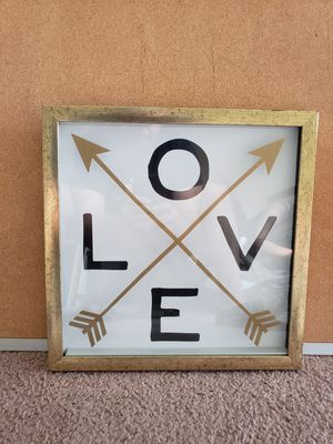 LOVE Decor - NOT FREE for Sale in Frisco, TX