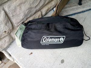 Coleman slim twin for Sale in Eudora, KS