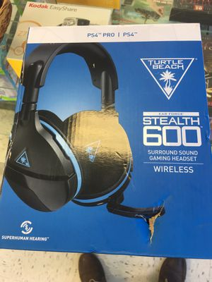 Turtle Beach Elite Headphones PS4 Xbox One Playstation Computer for Sale in Atlanta, GA