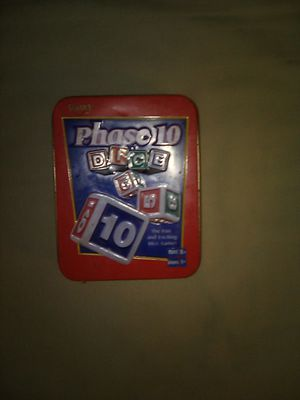 Phase 10 Dice Game! for Sale in Salem, MO