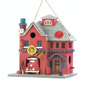 Fire Station Birdhouse for Sale in Manassas, VA