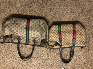 2 Gucci bags for Sale in Lexington, KY