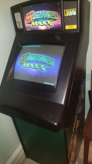 Megatouch Maxx Bar Game Entertainment System for Sale in Severn, MD