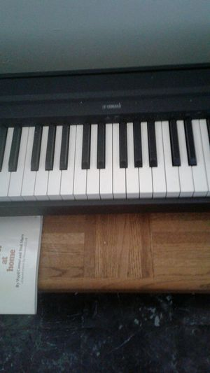 Yamaha Electric piano for Sale in GRYMR-DEVNDLE, KY