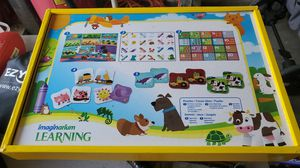 Imaginarium learning puzzle and games bix for Sale in Pittsburg, CA