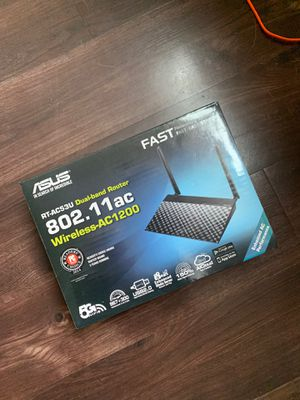 ASUS RT-AC53U DUAL-BAND Router for Sale in Portland, OR