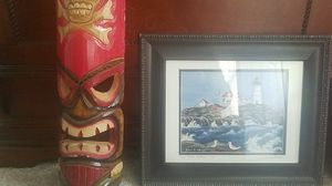 Tahitian Artwork and Lighthouse painting for Sale in Arlington, VA