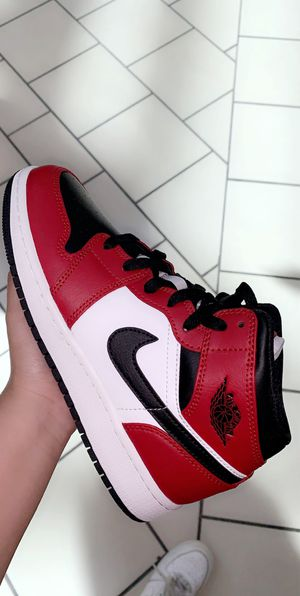 chicago air jordan 1 black toe for Sale in Jupiter, FL
