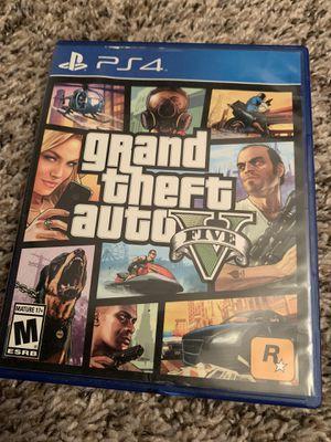 GTA V PS4 for Sale in Miami Lakes, FL
