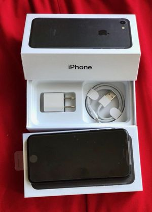 iPhone 7 Factory unlock 128GB for Sale in Northbrook, IL