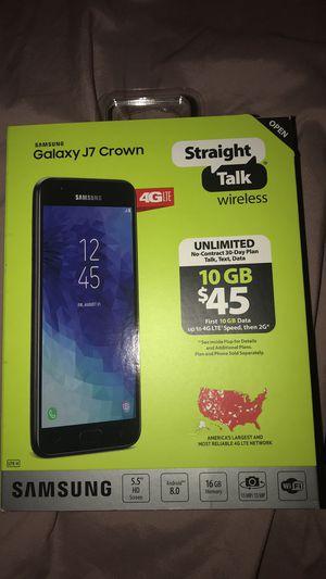 Brand new Samsung galaxy j7 crown for Sale in Nashville, TN