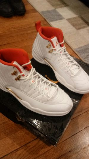 Jordan 12 cny size 11 for Sale in Cleveland, OH