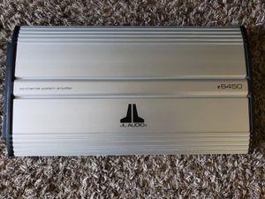 Old School Amplifier JL AUDIO 6 Channels like a New in good condition for Sale in Belle Isle, FL