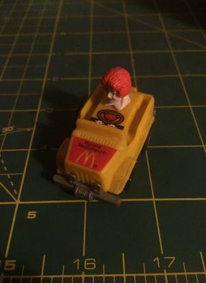 McDonald's toy 1985 pullback car for Sale in Hayward, CA
