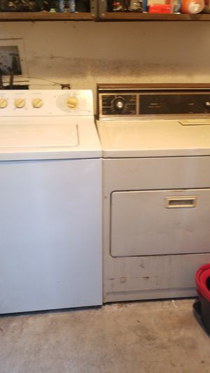 Free Washer and Dryer for Sale in Pico Rivera, CA