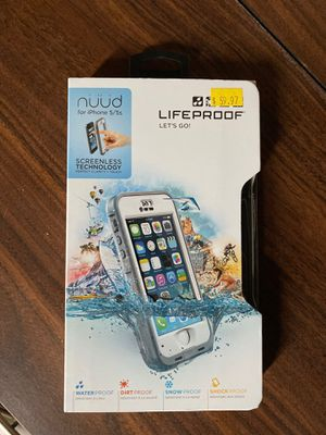 Lifeproof case iPhone 5/5s for Sale in Culver City, CA
