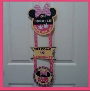 Minnie Mouse Sign for Sale in Las Vegas, NV