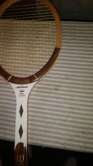 Wilson Jack Kramer rackets for Sale in Northglenn, CO