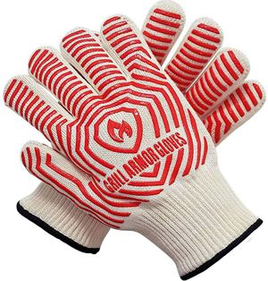 New Grill Armor Extreme Heat Resistant Oven Gloves for Sale in Camarillo, CA