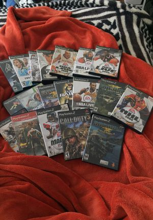 Ps2 games for Sale in Littleton, CO
