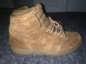 "Jordan retro 1s ""wheat"" size 10.5 for Sale in Falls Church, VA"