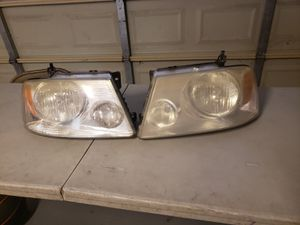 Headlights for fords for Sale in Houston, TX