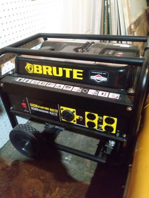 Brute generator for Sale in Gary, IN