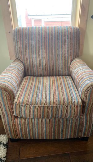 multi color chair for Sale in Chelan, WA
