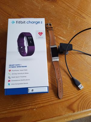 Fitbit Charge 2 for Sale in Lakeland, FL