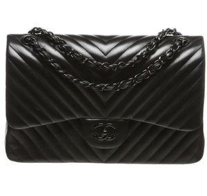 Authentic Chanel Jumbo Flap Bag for Sale in Germantown, MD