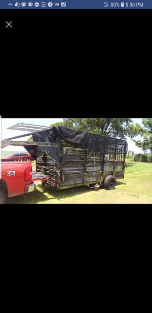 12 foot trailer for Sale in Frostproof, FL