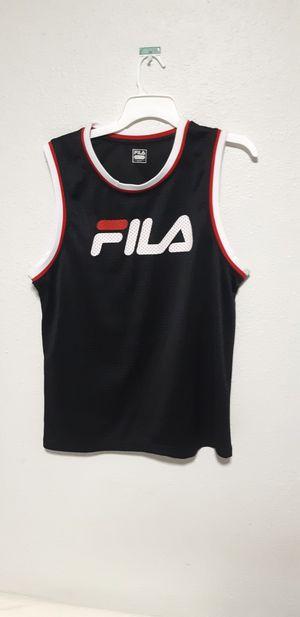 Fila basketball jersey for Sale in San Jose, CA