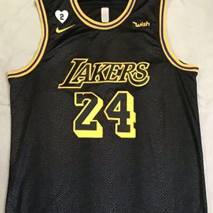 Los Angeles Lakers Kobe Bryant #24 Snakeskin Jersey ( L,XL & XXL) for Sale in Santa Maria, CA