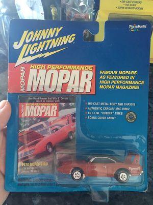 Johnny lightning high-performance Mopar 1970 superbird for Sale in Dallas, TX
