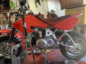 2007 crf50 Honda dirt pit bike semiautomatic for Sale in Vallejo, CA