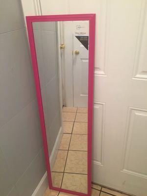 Pink door mirror for Sale in Pasco, WA
