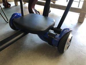 Hoverboard and Gokart attachment for Sale in Fresno, CA