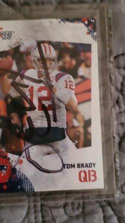 Tom Brady Card for Sale in Selma,  CA