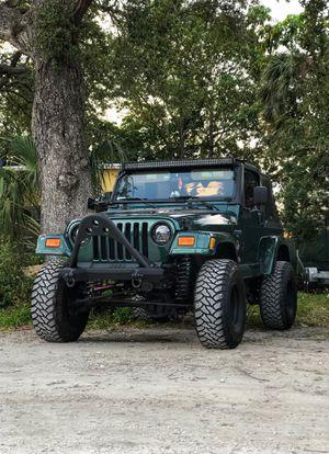 Jeep Wrangler Sahara for Sale in Miami, FL