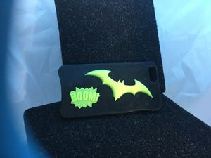 Customized 3-D printed one of a kind Batman iPhone case for Sale in St. Cloud, FL