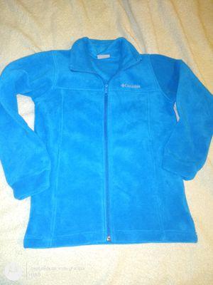 Columbia flece jacket girl size 10-12 for Sale in Pasco, WA